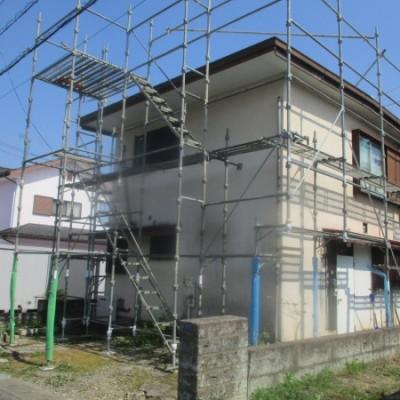 宇都宮市 屋根重ね葺き・軒天一部重ね貼り工事 【ガルバリウム鋼板波板】