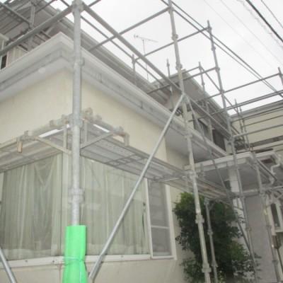 宇都宮市 火災保険適用雨樋交換工事