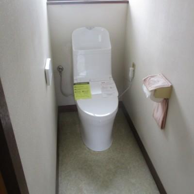壬生町 トイレ便器交換工事