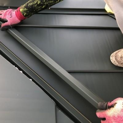 11月16日 リフォーム施工事例更新しました。「屋根カバー工法」