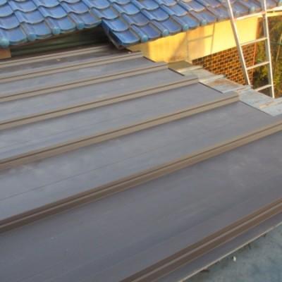 宇都宮市 屋根カバー工事