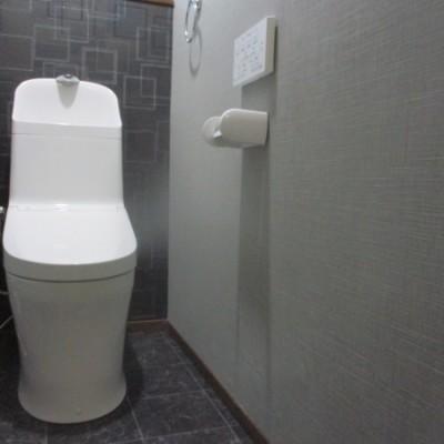 那須烏山市 内装リフォーム工事  「洗面脱衣所・浴室・トイレ」