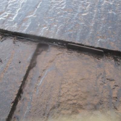 宇都宮市 屋根外壁塗装工事  屋根 コロニアル 外壁 窯業系サイディング