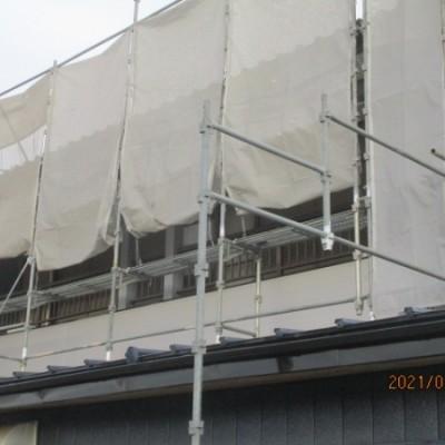 群馬県伊勢崎市 外壁塗装工事