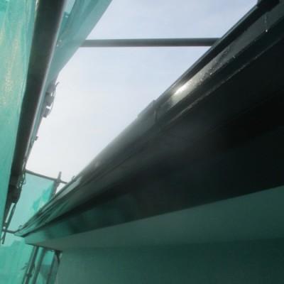 小山市 屋根外壁塗装工事