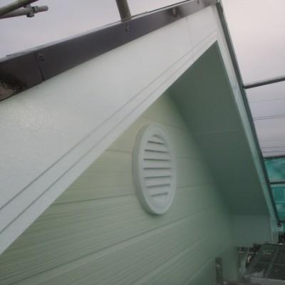 2/6 リフォーム施工事例更新しました。 「屋根外壁塗装工事」