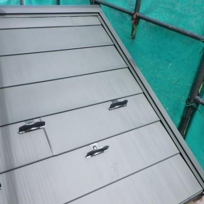 宇都宮市 外壁塗装・屋根カバー工事 完工