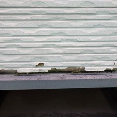 宇都宮市 外壁塗装工事 着工 高圧洗浄