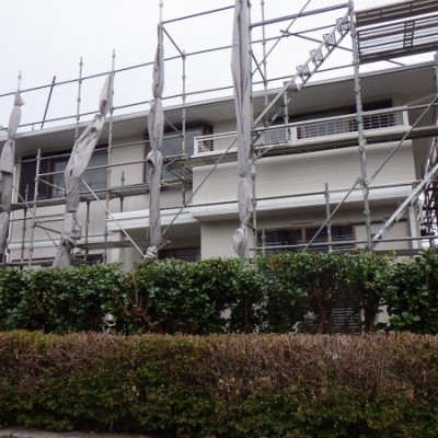 宇都宮市 屋根・外壁塗装工事